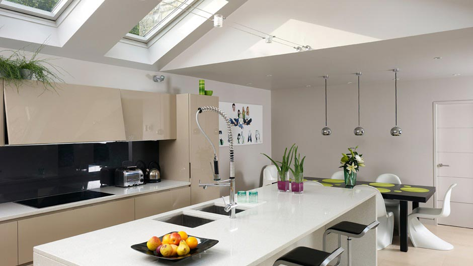 5 Ways To Make The Light Work For You In Your New Extension Guardian Roofs North